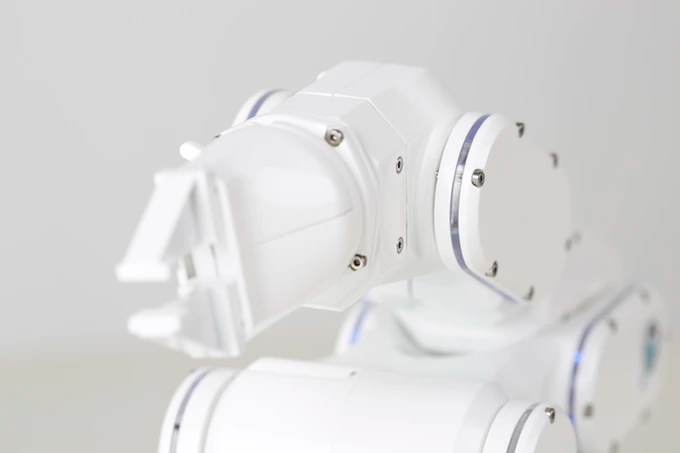 CTRL The Robot — из цеха на стол - 2