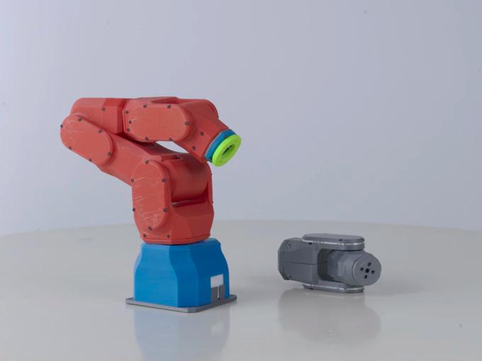 CTRL The Robot — из цеха на стол - 3