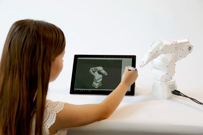 CTRL The Robot — из цеха на стол - 4