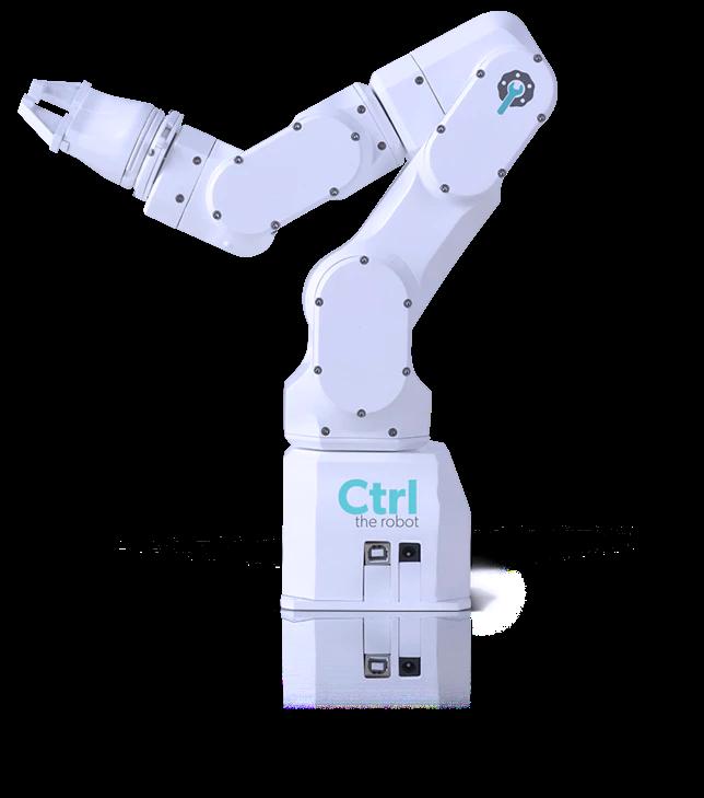 CTRL The Robot — из цеха на стол - 5