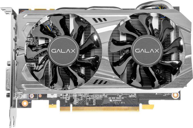 Galax представила карту GeForce GTX 1070 Mini