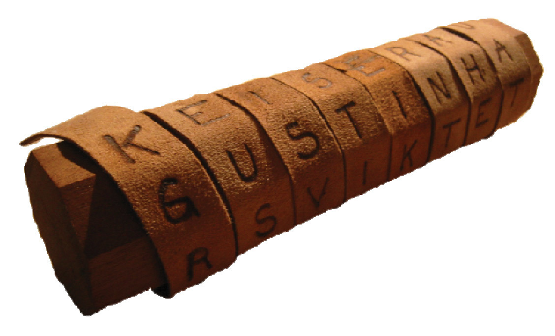 Криптография и защищённая связь: история первых шифров - 2