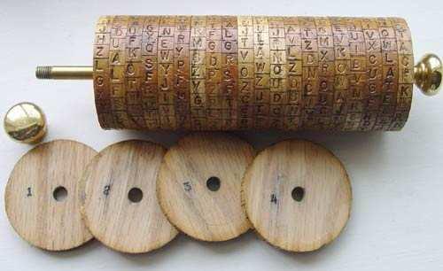Криптография и защищённая связь: история первых шифров - 6