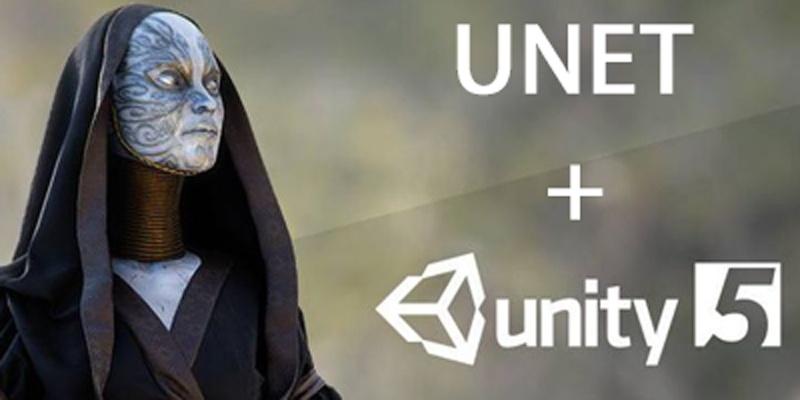 Локальный мультиплеер в Unity с помощью Unet - 1