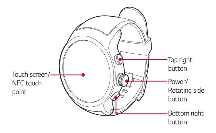 Стали известны подробности о часах LG Watch Sport и Watch Style