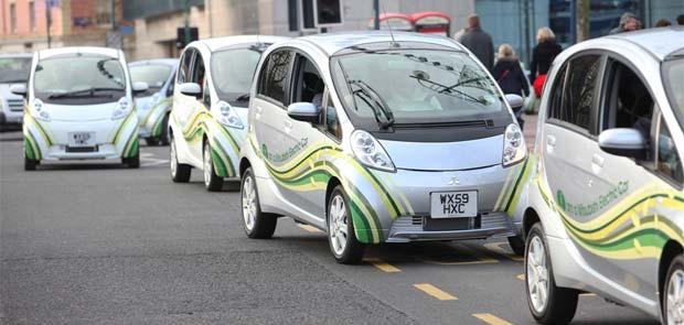 В Великобритании в январе было продано рекордное количество электромобилей
