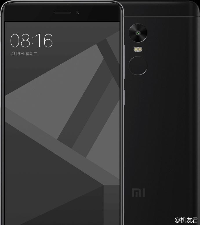 Xiaomi Redmi Note 4X протестирован в AnTuTu