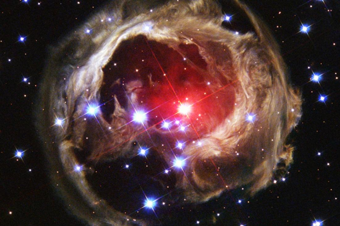 Движение в Галактике: гифки - 1