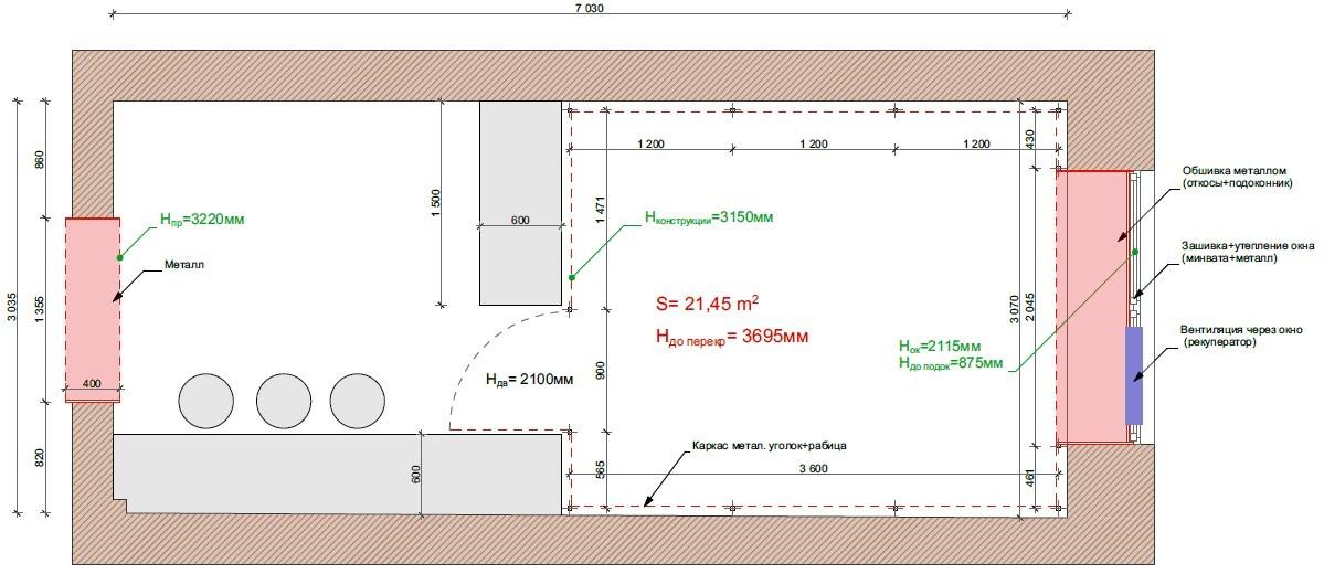 Как Тесла встретился с Ландау, или Гайд по строительству комнаты высоких энергий - 12