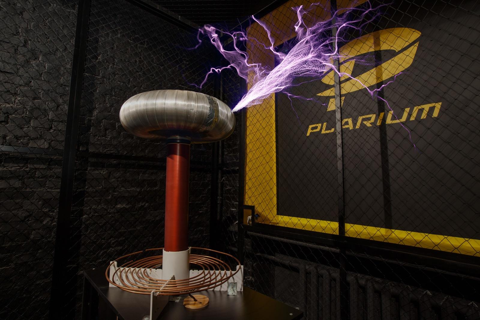 Как Тесла встретился с Ландау, или Гайд по строительству комнаты высоких энергий - 25
