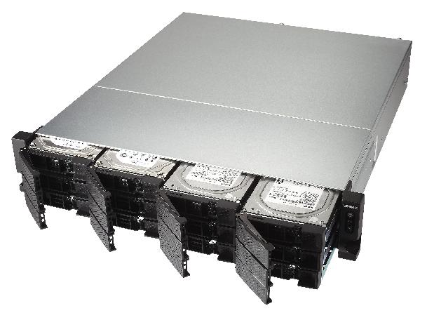 NAS Qnap TS-x31XU могут объединяться в виртуальный дисковый массив