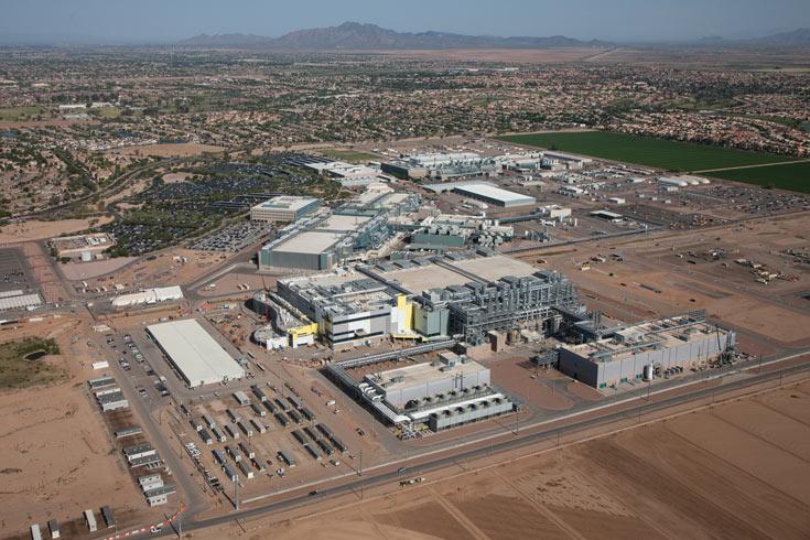 На Fab 42 планируется освоить 7-нанометровое полупроводниковое производство