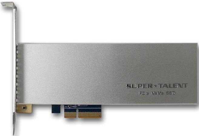 SSD Super Talent SuperCache (AIC34) базируется на платформе Phison