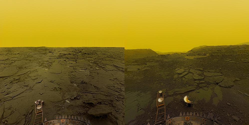 Электроника из карбида кремния может работать на Венере без защиты и охлаждения - 1