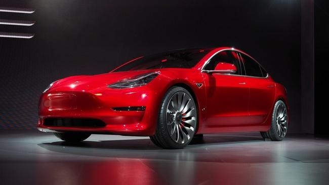 Тестовое производство седана Tesla Model 3 начнется 20 февраля