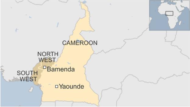 В Камеруне блокируют интернет. Причины происходящего - 3