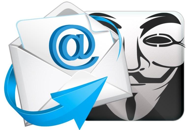 В поисках анонимной почты - 1