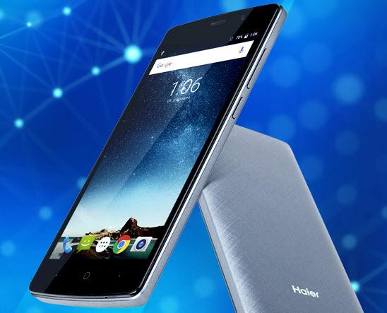 Haier представила линейки бюджетных смартфоны Aqua и Terra