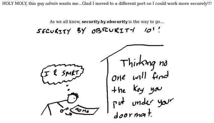 VulnHub: Выкидываем неугодных из IRC в Wallaby's Nightmare - 4