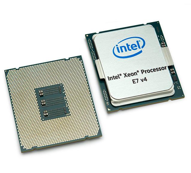 Конфигурация процессора Intel Xeon Processor E7-8894 v4 включает 24 ядра