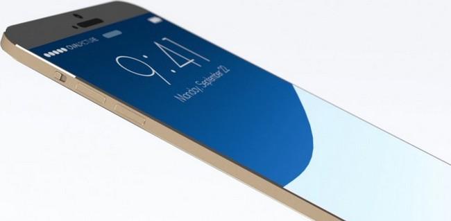 Фантазия на тему Apple iPhone 8