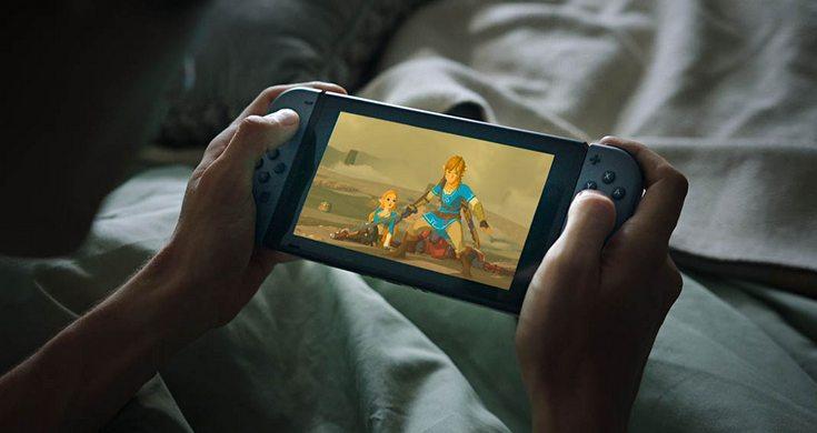 Приставка Nintendo Switch всё ещё может получить доступ в виртуальную реальность