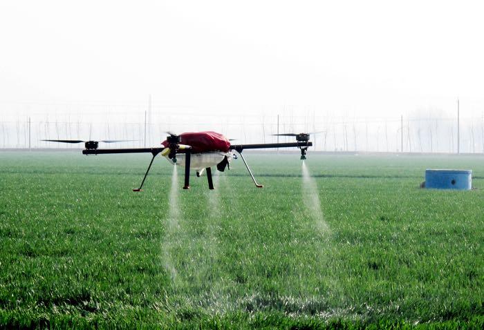 Треть выручки на рынке дронов пришлось на коммерческие модели