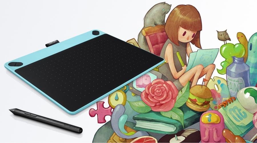 Выбираем лучший графический планшет — инструмент всех графических дизайнеров - 1