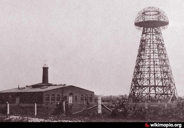 Башня Уорденклифф