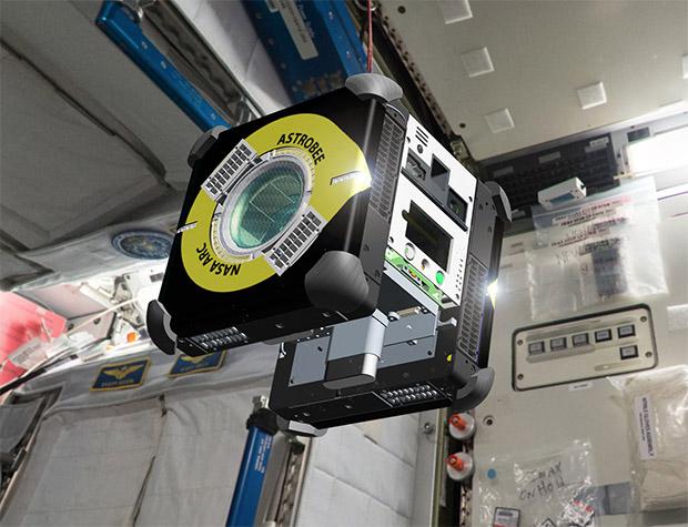 Робот Astrobee поможет астронавтам на МКС - 3