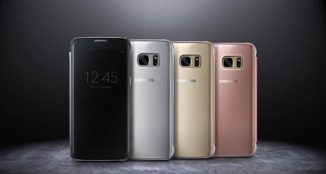 Объем стартовой партии смартфонов Samsung Galaxy S8 был увеличен на 40%
