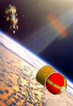 Спутник на веревочке или космические тросовые системы - 11