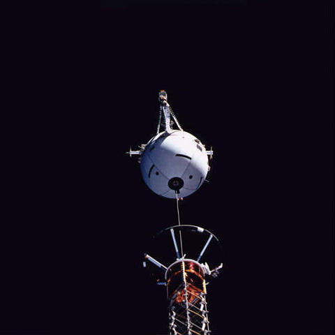 Спутник на веревочке или космические тросовые системы - 9