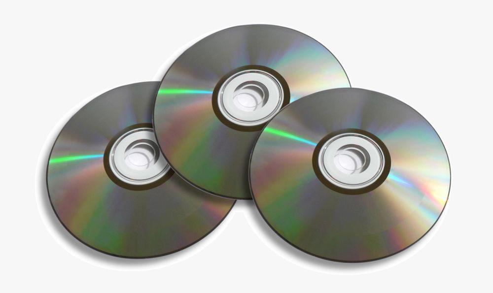 Как деградируют оптические диски - 1