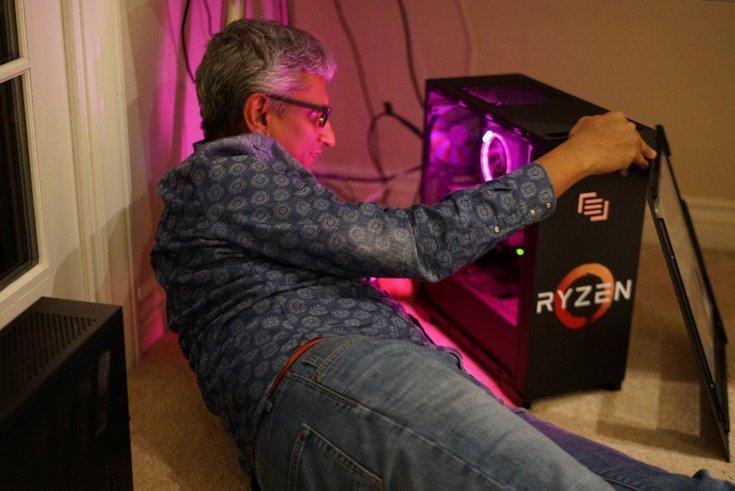 Процессоры Ryzen представят уже через две недели