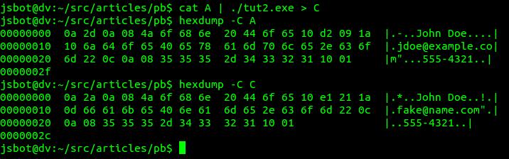 Реверс-инжиниринг сообщений Protocol Buffers - 5