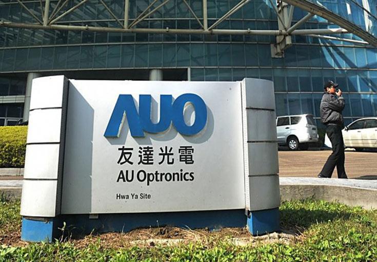 В AUO ожидают, что в этом году спрос на жидкокристаллические панели увеличится на 5%