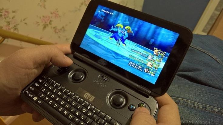 Мобильные ПК GPD Win уже оснащаются CPU Atom x7-Z8750