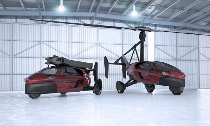 Автожир PAL-V Liberty поступит в продажу в конце следующего года