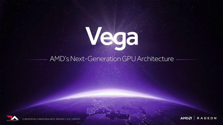 AMD собирается перенести GPU Polaris в новое семейство видеокарт