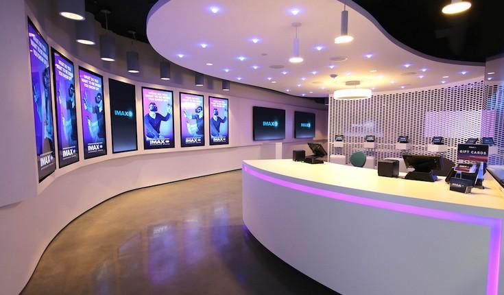 IMAX открыла первый кинотеатр виртуальной реальности