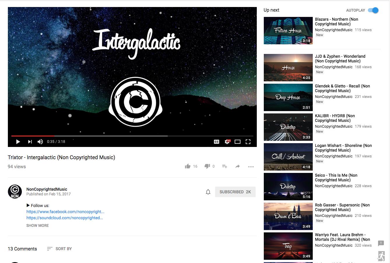 Youtube снова экспериментирует с дизайном - 8