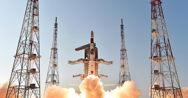 Индия установила мировой рекорд, отправив на орбиту более 100 спутников