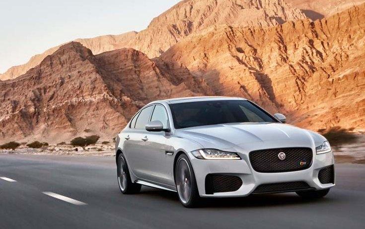 Владельцы машин Jaguar получили удобный способ оплаты топлива