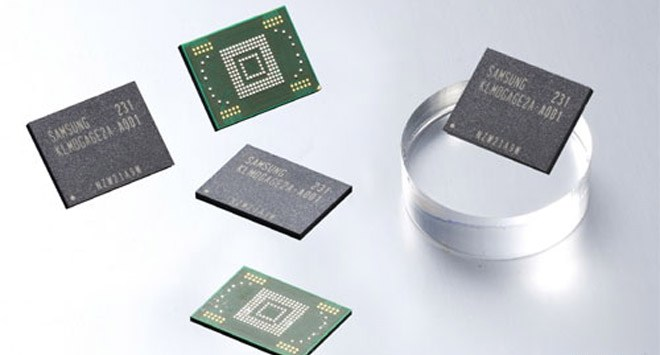 Выручка на рынке памяти DRAM для мобильных устройств продолжает расти