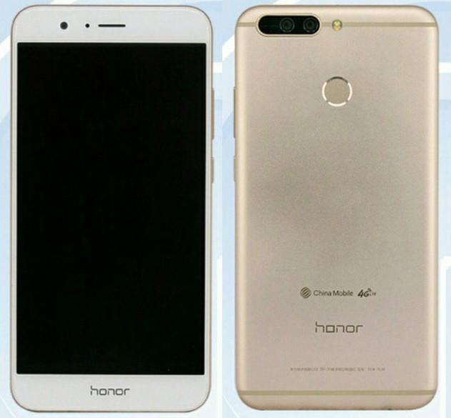 Смартфон Honor V9 выйдет за пределами Китая под названием Honor 8 Pro