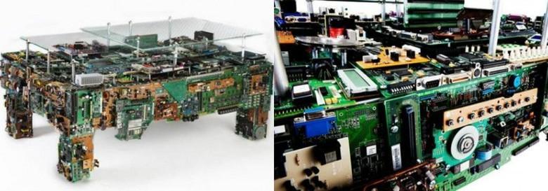 Арт-реновация старой компьютерной техники - 17