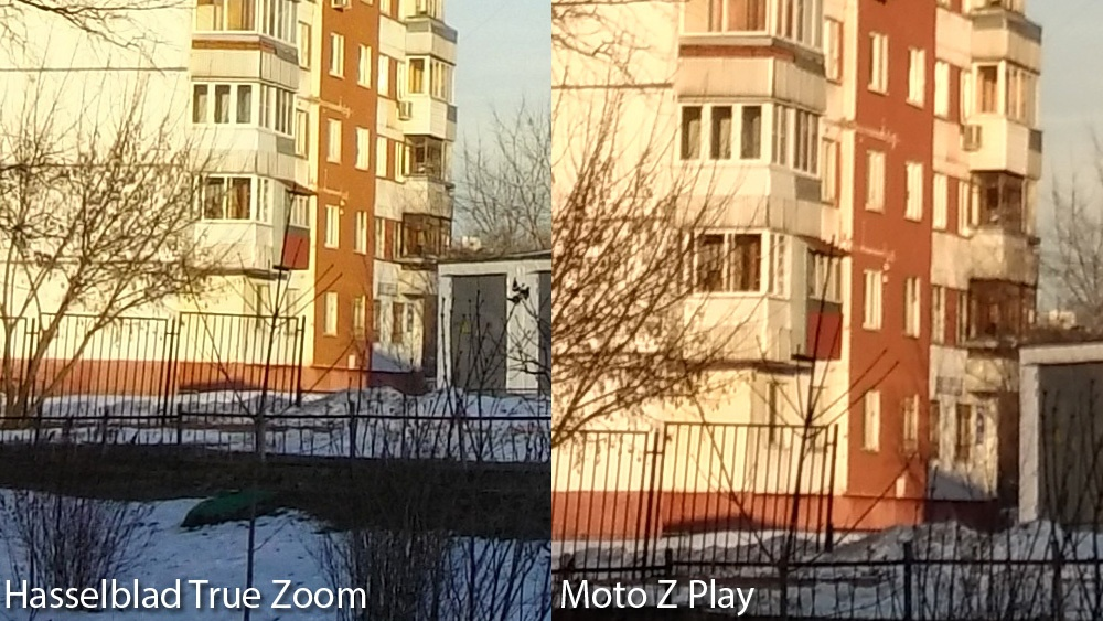 Фотомодуль Hasselblad True Zoom для Moto Z: для чего он нужен и на что способен? - 20