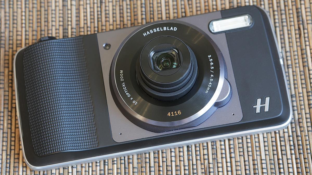 Фотомодуль Hasselblad True Zoom для Moto Z: для чего он нужен и на что способен? - 3