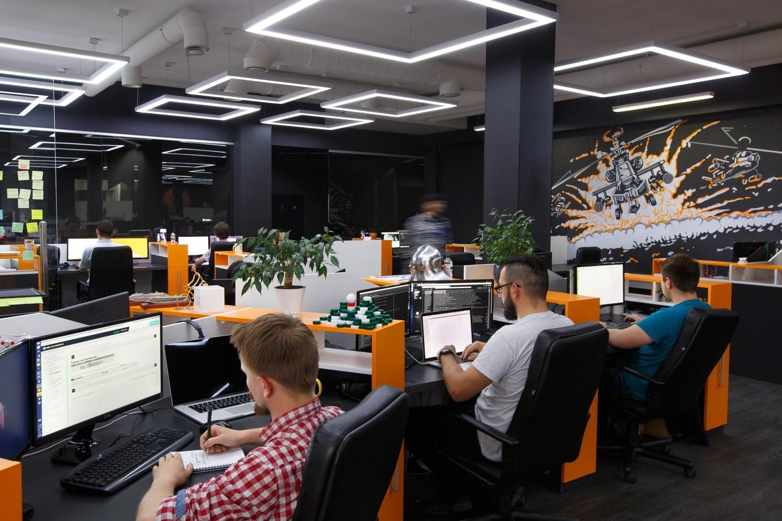 Офис Plarium Kharkiv: здесь мы разрабатываем игры - 31